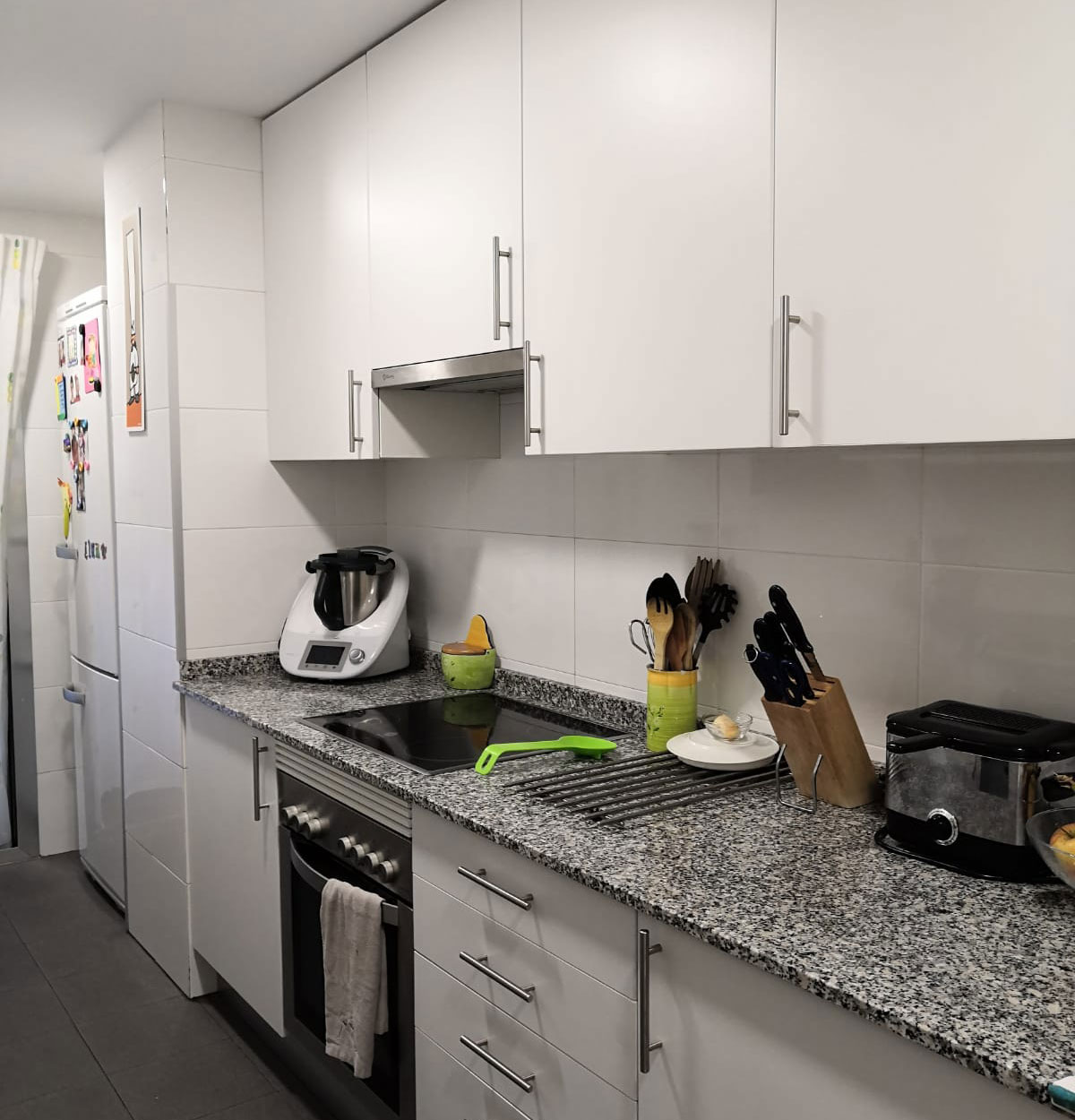 Nueva distribución de mobiliario de cocina 1