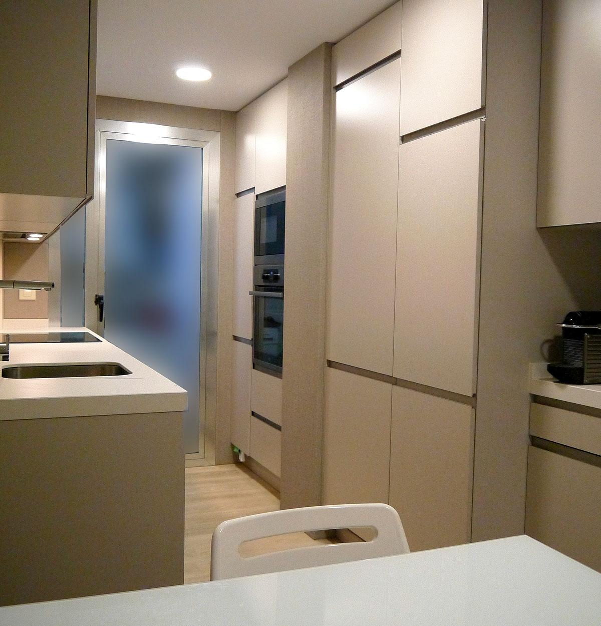 Nueva distribución de mobiliario de cocina 2